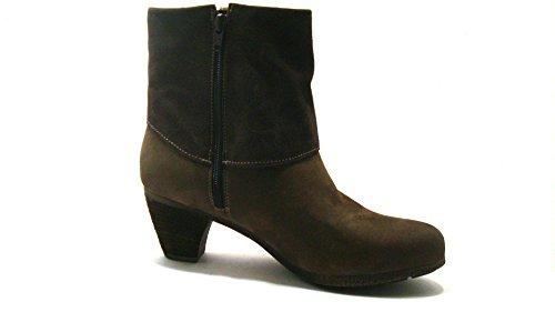GRÜNLAND, Damen Stiefel & Stiefeletten  beige Taupe
