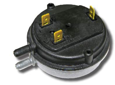 Cleveland Controls Air Flow Pressure Sensing Switch with Bleed Hole (.1/10inch W.C.) by Cleveland Controls