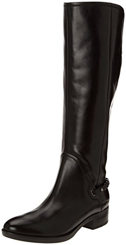 Geox D Felicity - Botas Black c9999