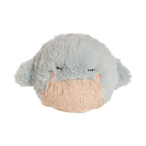 Manhattan Toy Squeezmeez Splash Whale Squeezable Stuffed ()