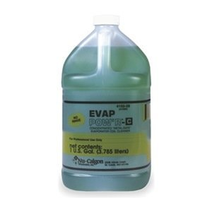 (Coil Cleaner, Evaporator, 1 Gal, Green)
