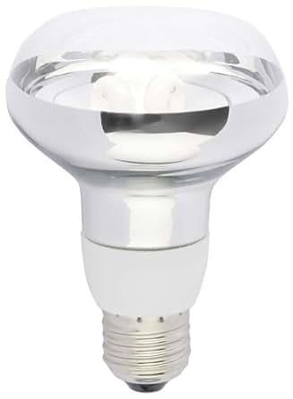Brilliant 90655A05 - Bombilla foco reflector de bajo consumo, E27, 11W, luz blanca cálida
