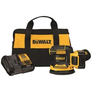 DEWALT DCW210P1 20V Max Brushless Random Orbital Sander Kit For Sale