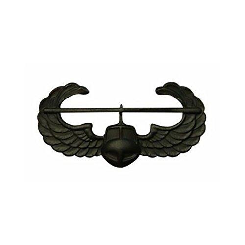 (Vanguard Army Badge: AIR Assault - Black Metal)