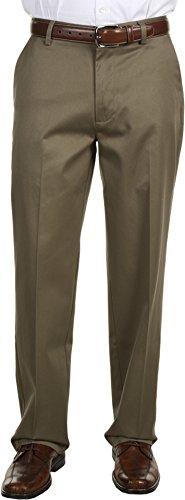 Dockers Men's Classic Fit Flat Front Signature Khaki - 33...
