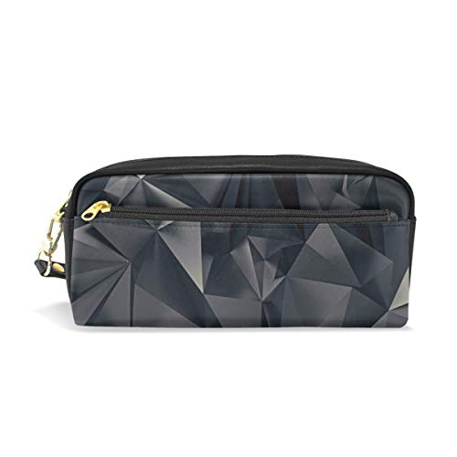 Pencil Pouch Black Diamond Pen Case Zipit Cute School for sale  Delivered anywhere in Canada