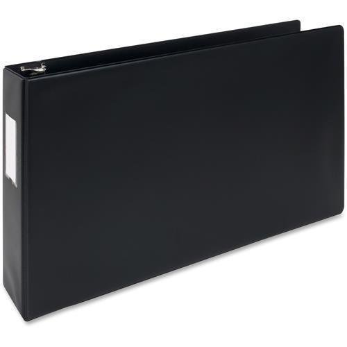 Business Source Reference Binder, 11''x17'', 3'', Black (44102)