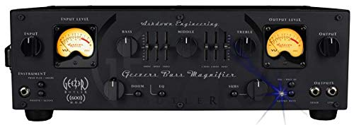 Ashdown Geezer Butler Head of Doom 600-watt Bass Head