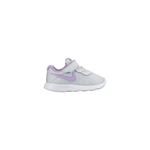 Nike 859619-002, Zapatillas de Trail Running para Niñas Gris (Pure Platinum / Urban Lilac-Urban Lilac)