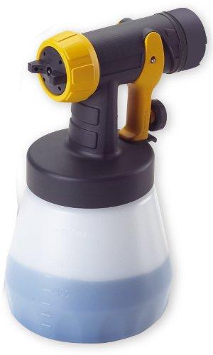 Wagner PS 800 Standard Sprühaufsatz inkl. 800 ml Farbbehälter Zubehör HVLP Feinsprühsystem W 550/600
