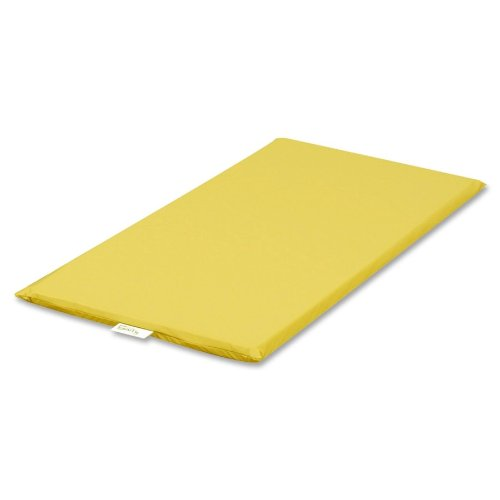 Rainbow Rest Mat (The Children's Factory Rainbow Rest Mat, Hvy-Dty, 24