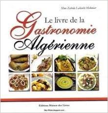Livre Le livre de la gastronomie algérienne epub pdf