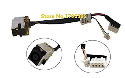 Cable Length: Other Computer Cables Yoton DC Power Jack with Cable Charging Interface for HP ProBook 4530 4530s 4730s 6017B0300201