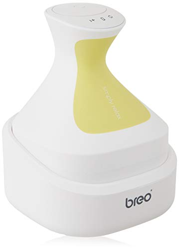 Breo iScalp Scalp and Body Massager, White