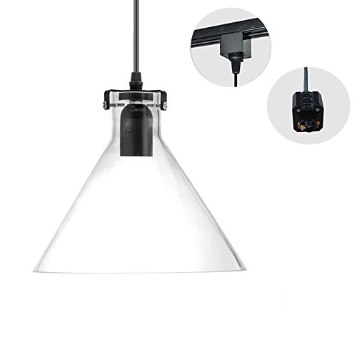 Glass Pendant Track Lighting - 8