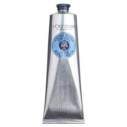 - L'Occitane Fast-Absorbing 20% Shea Butter Hand Cream, 5.2 fl. oz.