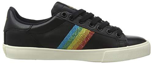 Donna Glitter Black Rainbow Sneaker black Orchid Gola multi Bz nIgqCwzXxE