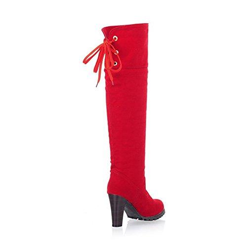 1TO9 - Botas Chukka mujer Red