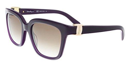 Salvatore Ferragamo SF782/S 505 Violet Square - Sunglasses Marchon