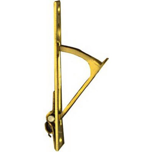 Angle Simple GA6112 Solid Brass Toilet Paper Holder Single Roll Gold
