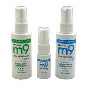 M9TM Odor Eliminator Spray 8 ounces/UnScented/Each (Best Colostomy Bag Ever)