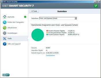 Viren- und Spyware-Schutz