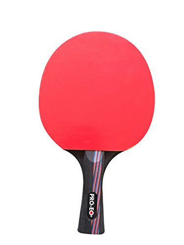 Authentic Ping Pong Paddle 5 Star With Killer Spin And