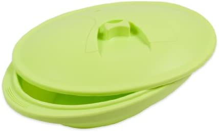PINFI 81133 - Papillote/Estuche de Vapor de Silicona, 1400 ml, Color Verde: Amazon.es: Hogar
