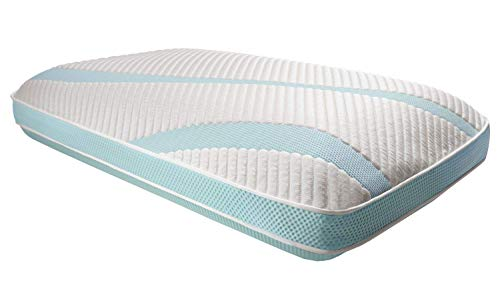 TEMPUR-PEDIC TEMPUR-Adapt ProHi + Cooling - Queen Pillow, White