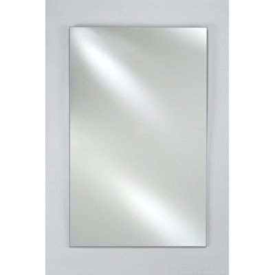 Afina FM2436PED Frameless Polished Edge Countertop Bathroom Mirrors, 24