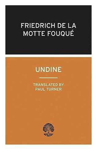 book cover of Undine
