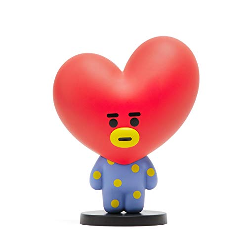 BT21 Official Merchandise by Line Friends - TATA Character Action Figure Toy Collectible Doll 6
