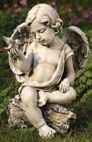 ガーデン 天使 エンジェル と 小鳥 B015R21DII