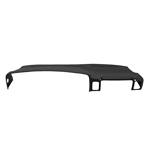 DashSkin Molded Dash Cover Compatible with 00-06 GM SUVs and 99-06 Pickups in Black