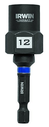 (Bolt-Grip 1859106 Irwin Tools Impact Performance Series Bolt Grip Bolt Extractor with 3/8-Inch Square Drive with 1/4-Inch Hex Adapter by Bolt-Grip)