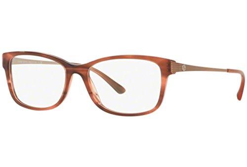 Giorgio Armani AR7098 C54 Striped Brown