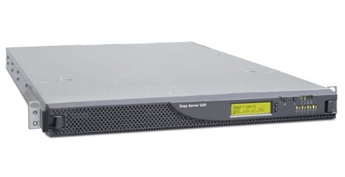 Snap Server 520 Nas 3TB Sata 1U Rm Linux Os Raid 0/1/5 Gbe Vhdci Zero One Networking