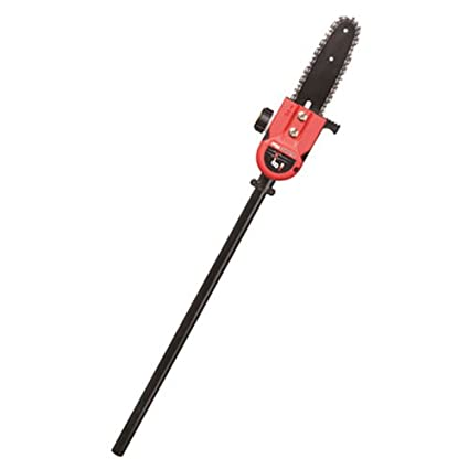 7. TrimmerPlus PS720 8-Inch Pole Saw with Bar and Chain