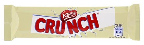 Nestle Crunch White x 6 ()