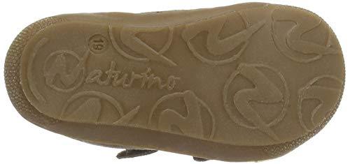 garçon Basses bébé Topo Marron VL 0d05 Naturino Sneakers Woolly wqtXfU6