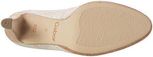 Gabor Shoes Fashion, Zapatos de Tacón para Mujer Beige (beige/honey 32)