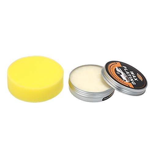 Docooler Car Paste Wax Polishing Hard Wax Painting Scratch Repair Kit Car Styling Wax with 1 Sponge