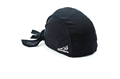 Headsweats Black Hat - 5