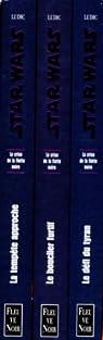Star Wars : La crise de la flotte noire, trilogie, 3 volumes : Volume 1, La Tempete Approche / Volume 2, Le Bouclier Furtif / Volume 3, Le Defi Du Tyran par Kube-Mcdowell