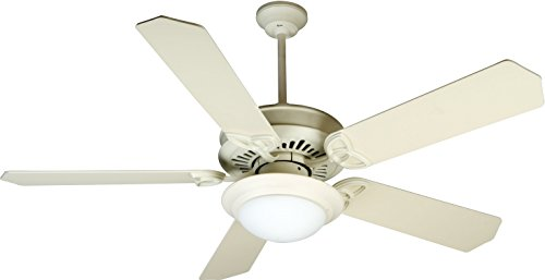 Craftmade K10787 Ceiling Fan Motor with Blades Included, 52″