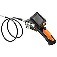 NTS200 3.5in LCD Industrial Endoscope Portable Waterproof Digital Camera Video Borescope Inspection Camera Color 3000mm