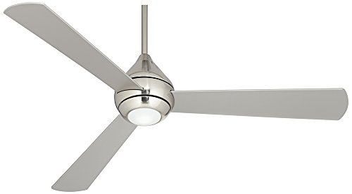 52 Casa Argonaut II LED Brushed Nickel Ceiling Fan