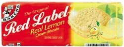 Bakers Red label Lemon Creams