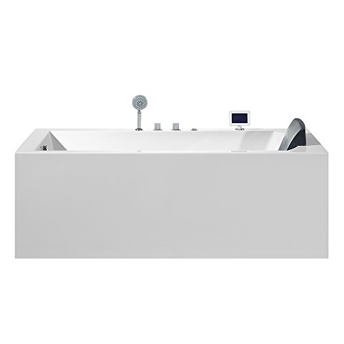- ARIEL Platinum PW1547032LW1 Whirlpool Bathtub 71