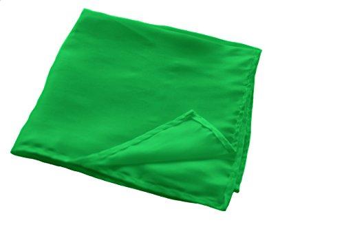 Pocket Solid Pocket Square colours Pocket Polyester various Colour Green Square Square Men's 100 Boys Pocket Square Men's xSqv57YwHU